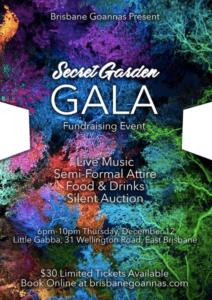 Secret Garden Gala